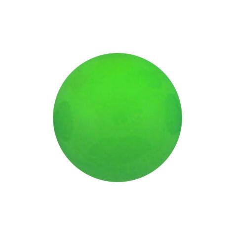 Kugel Neon grün