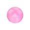 Kugel pink transparent