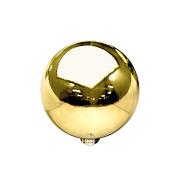 Dermal Anchor Kugel 14k gold
