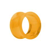 Flared Tunnel orange