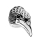 Ring silber Adler