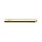 Micro Threadless Barbell-Stab 14k gold