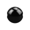 Ball Closure Kugel schwarz