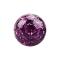 Kristall Kugel violett Epoxy Schutzschicht