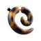 Fake Spirale in Buffalo Horn Optik
