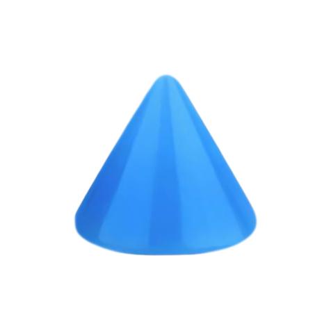 Micro Cone Neon hellblau