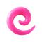 Dehnspirale pink