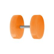 Fake Plug orange